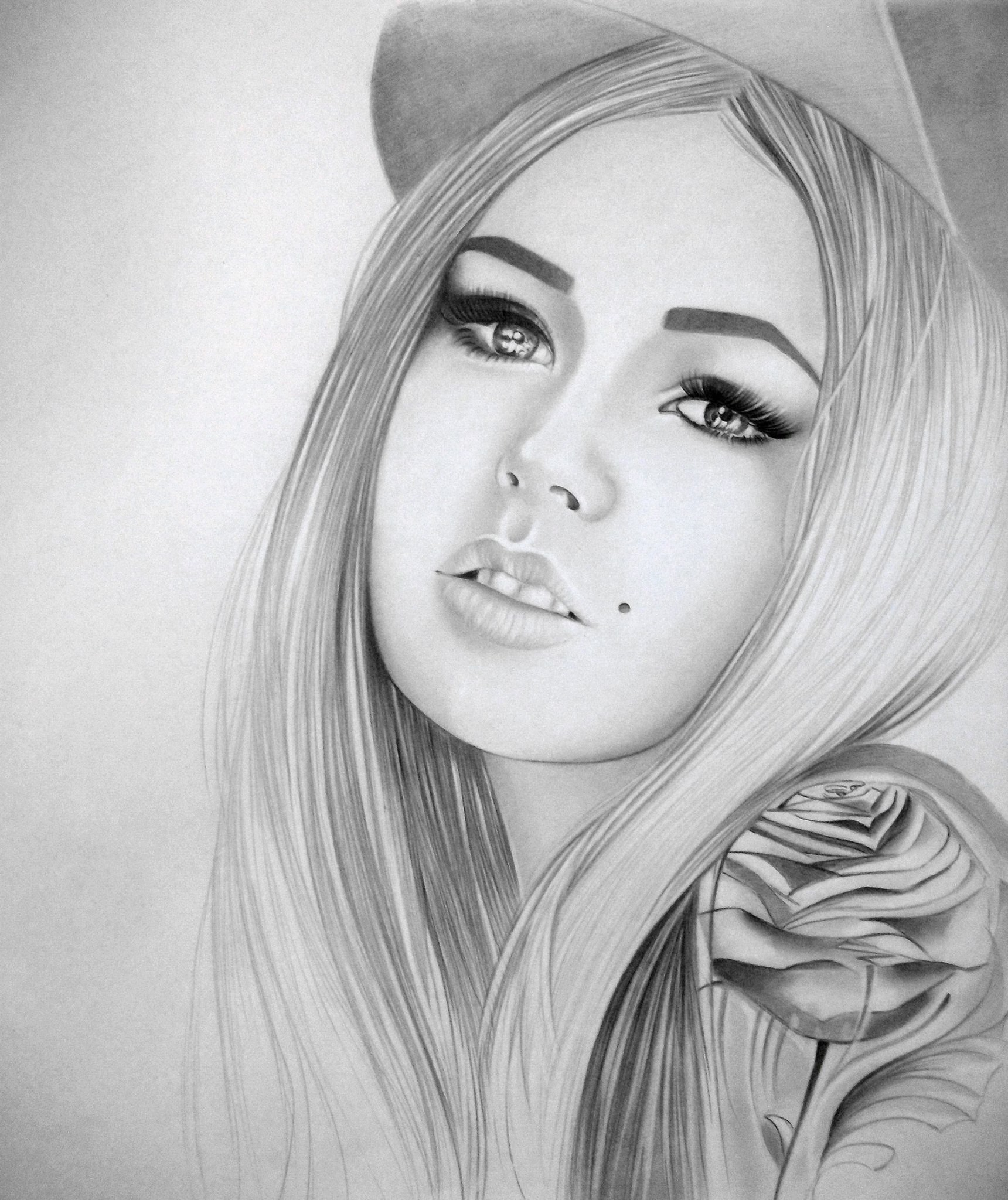 Картинки на рисование карандашом
