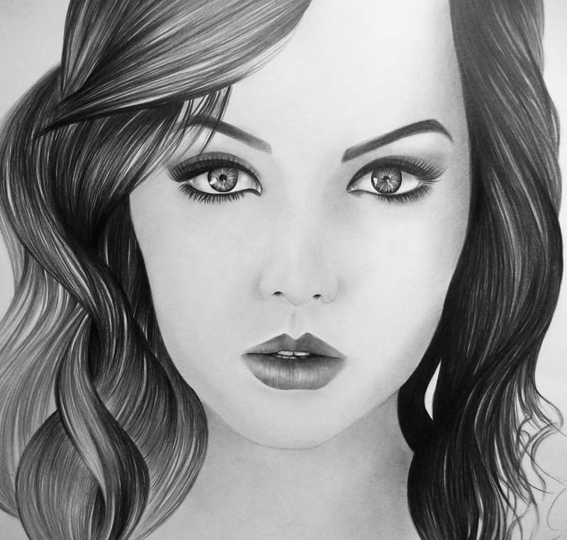 картинки карандашом красивые рисуем