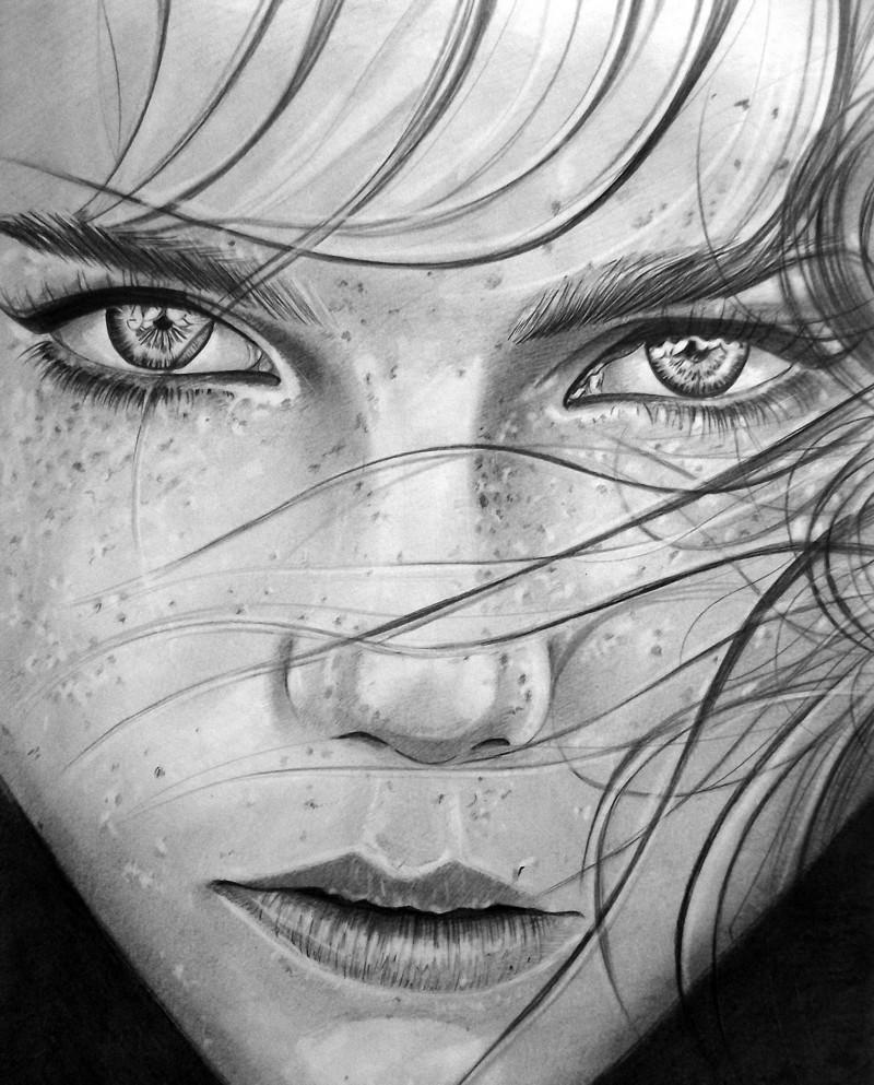 Открытки, рисуем картинки карандашом красивые