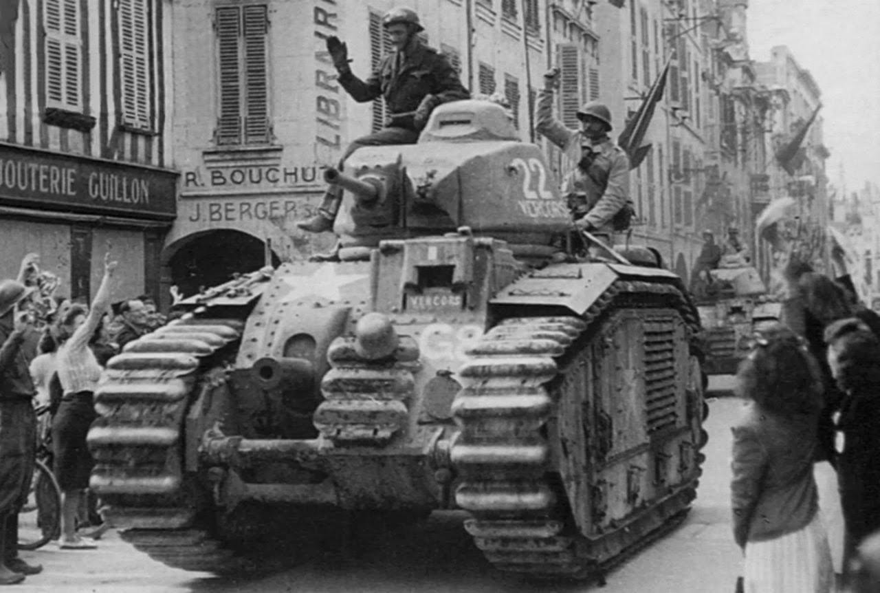 фото танки во время второй мировой