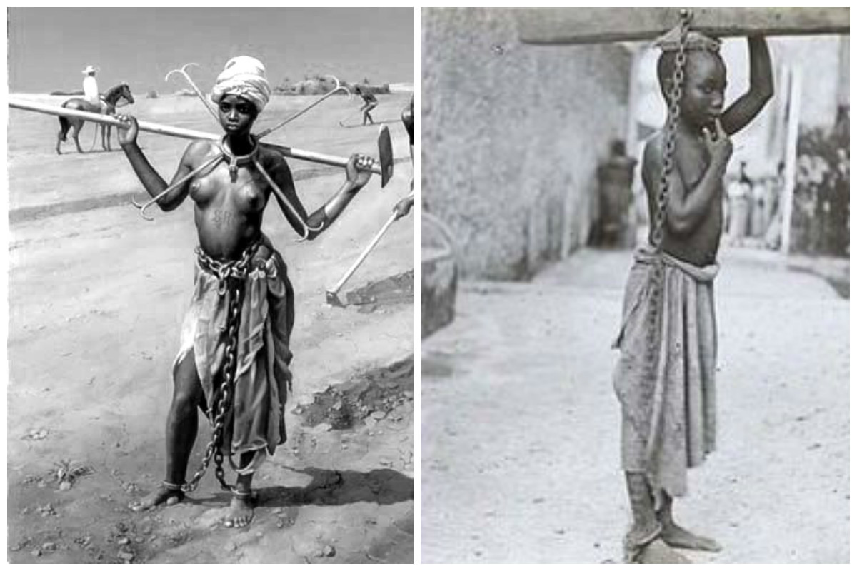 Рабовладельцы рабы сексуальные