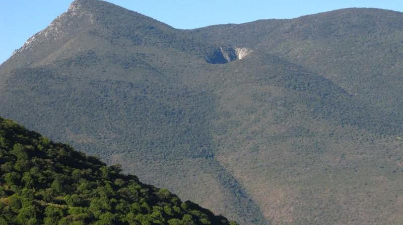 Пещера Сотано дель Барро, Мексика