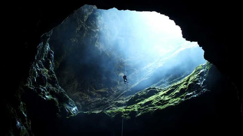 Пещера Харвуд, Новая Зеландия