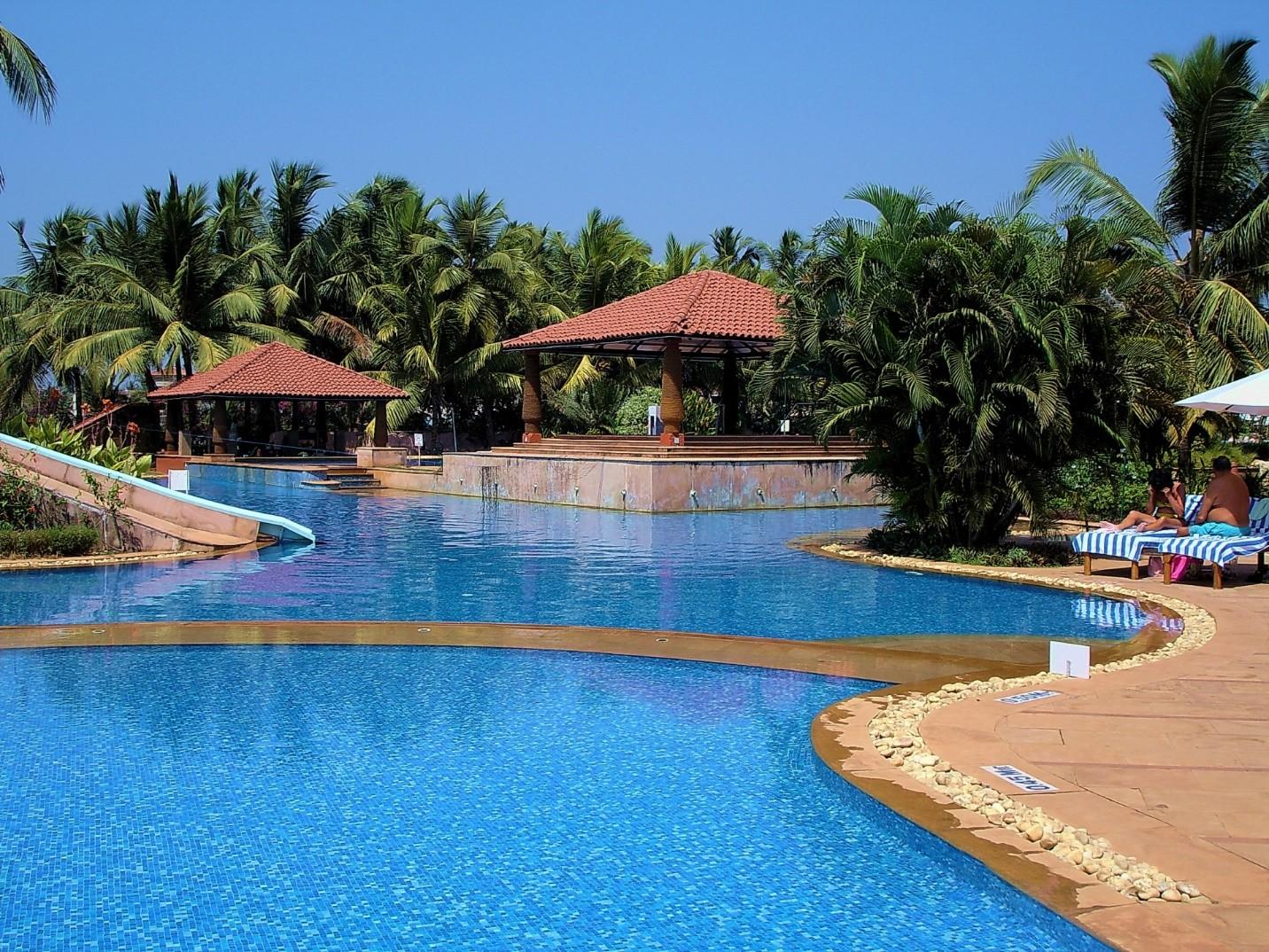 Индия курорты отели гоа фото