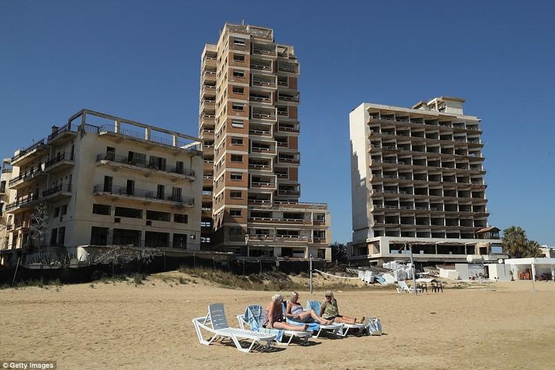 Вароша, Кипр брошенные жилища, города, история, опустевшие города, оставленные дома, призраки, страшилки