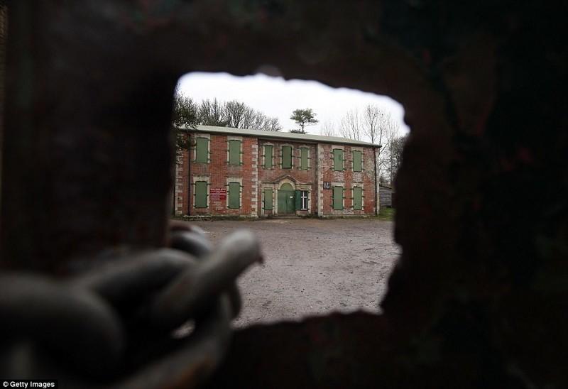 Имбер, Англия брошенные жилища, города, история, опустевшие города, оставленные дома, призраки, страшилки