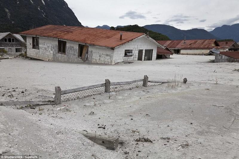 Чайтен, Чили брошенные жилища, города, история, опустевшие города, оставленные дома, призраки, страшилки