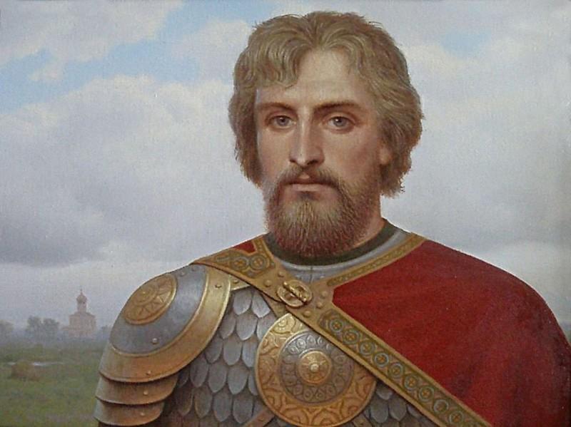 Александр невский своими руками 652
