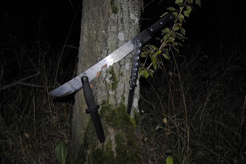 Cold Steel и китаец-холодняк ножи, оружие, холодное оружие