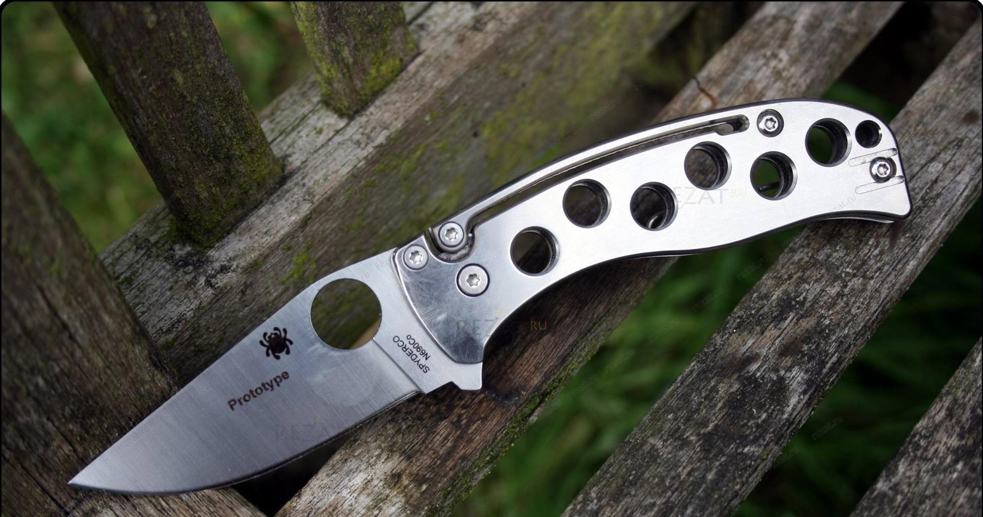 PITS Titanium Folder ножи, оружие, холодное оружие