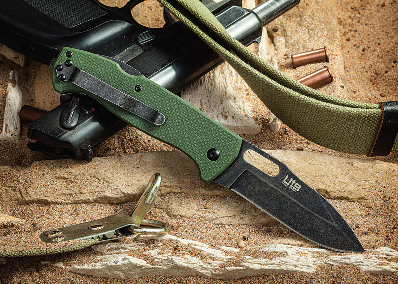 Ute 440C SW, Кизляр ножи, оружие, холодное оружие