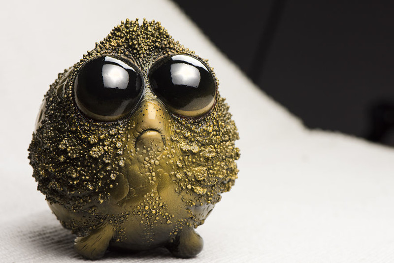 Золотая рыбка art, креатив, куклы, полимерная глина, ручная работа, рыбы, творчество, фото