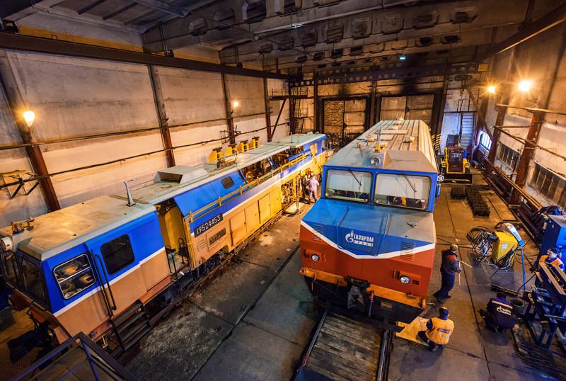 Самая северная в мире железная дорога Самая северная в мире железная дорога, путешествие, ямал