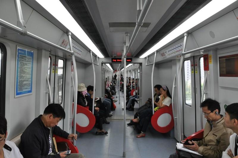 Общественный транспорт в мире, интересное, китай, люди, познавательное, правила, привычки
