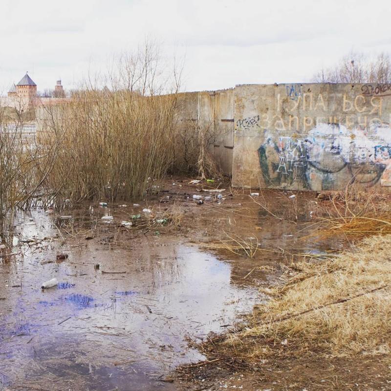 Нижний Новгород купаться запрещено, пляжи россии, природа, россия, фото