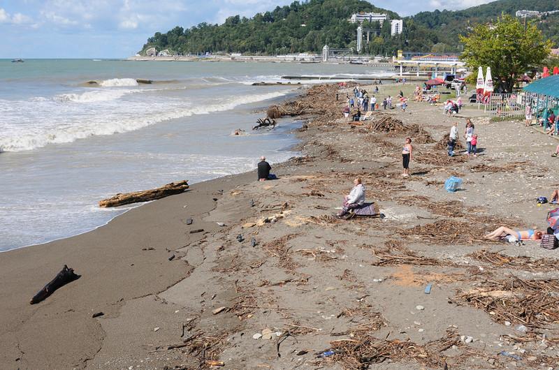 Купаться запрещено! Только в страшном сне можно оказаться на таких пляжах России купаться запрещено, пляжи россии, природа, россия, фото