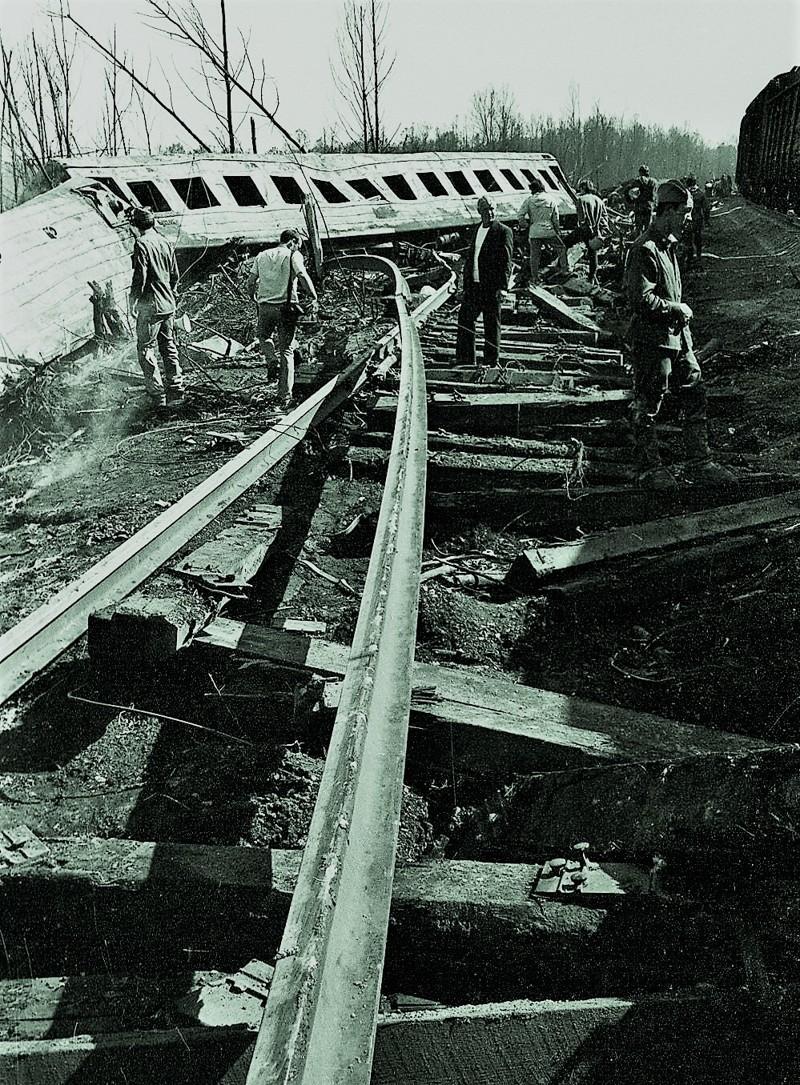 Люди в огне испарялись СССР, история, катастрофа, перегон Уфа-Челябинск