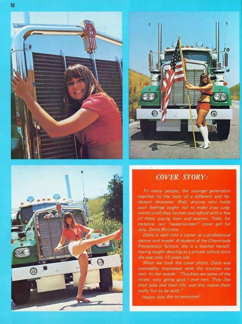 фото девушек из журнала дальнобойщик наказывают проделки, примеру