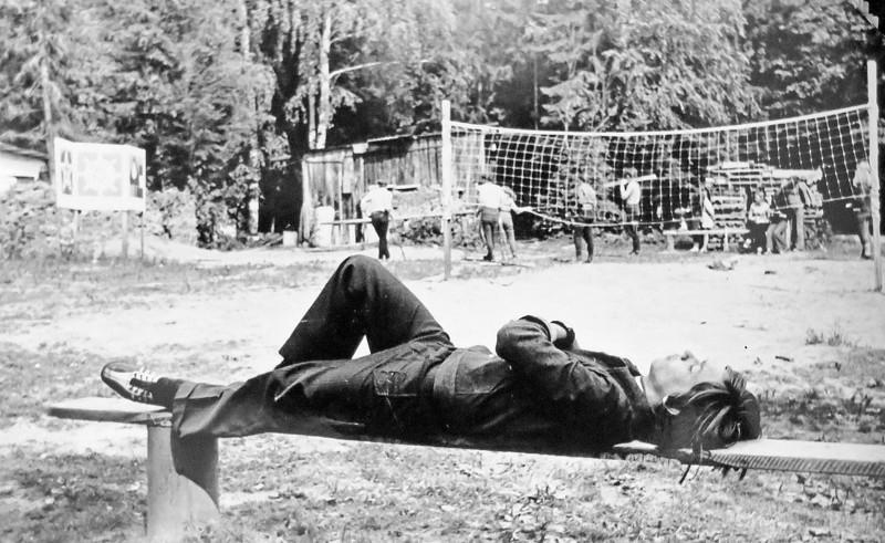 Летний лагерь для взрослых: как это? СССР, америка, лагерь, пионерлагерь, россия