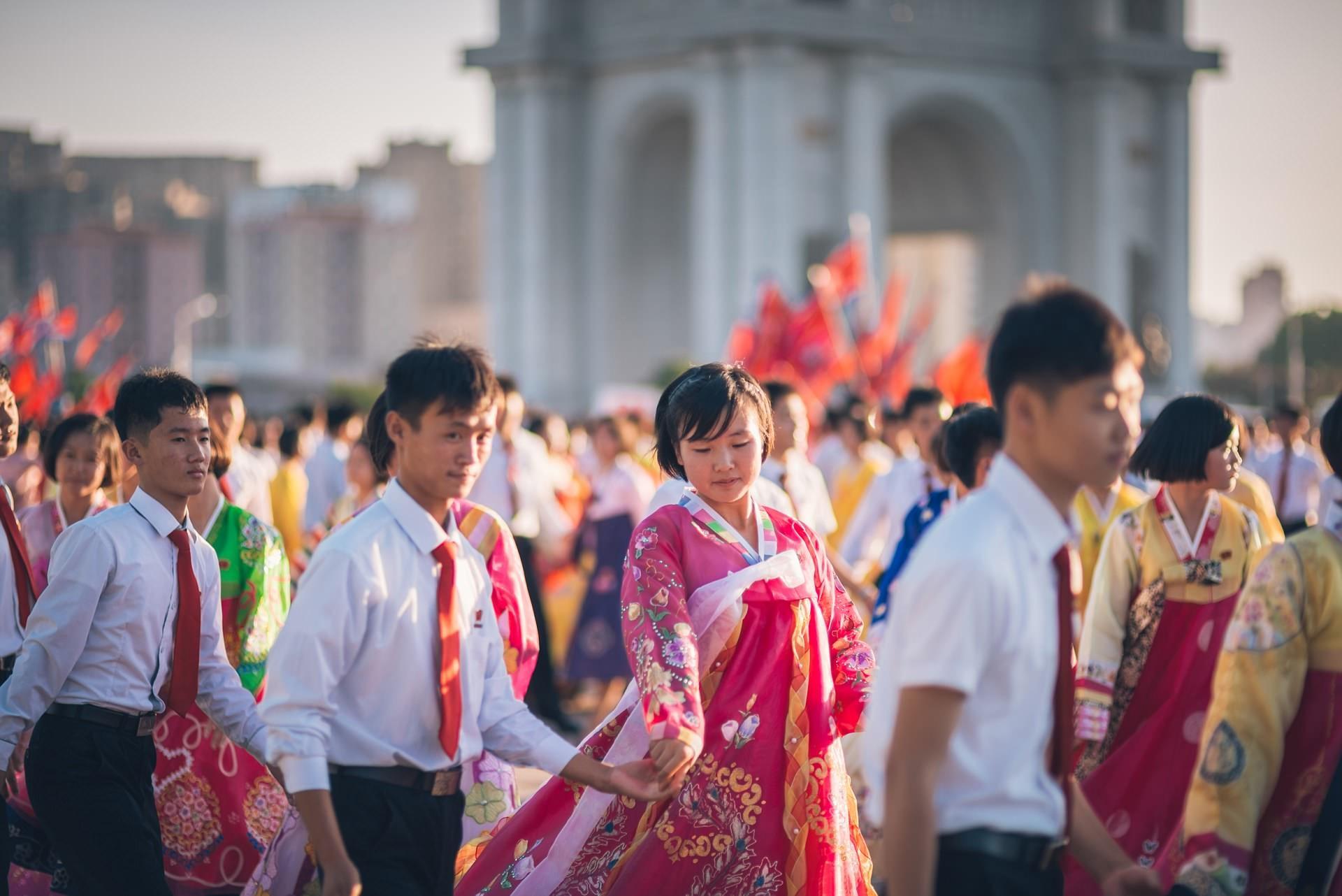 """Северная Корея без """"чернухи"""": красота и чистота Северокорейские, городской пейзаж, достопримечательности, корея, обратная сторона медали, путешествие, северная корея, туризм"""