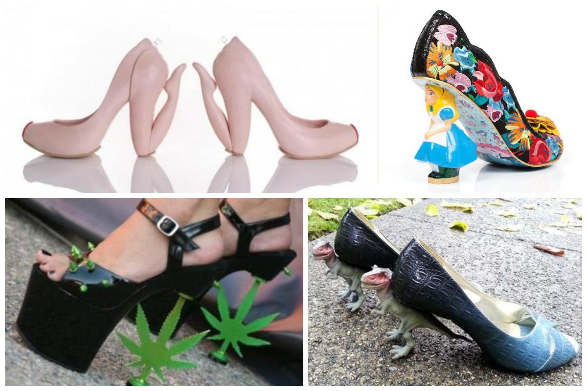 Картинки прикольных туфлей