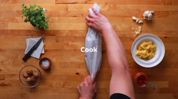 Отправляем в духовку ikea, блюда, готовка, еда, легко, продукты, рецепты, фото