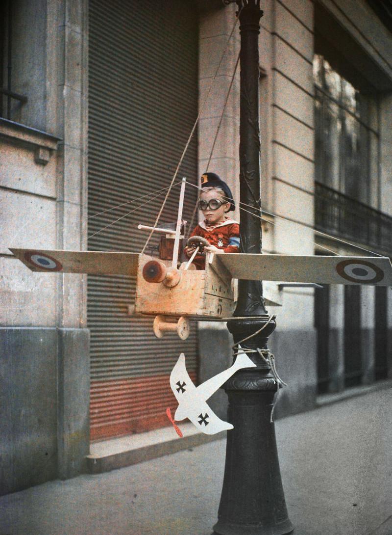 1915 год XX век, автохром, братья Люмьер, краски, столетие, фотографии, фототехника, цвет