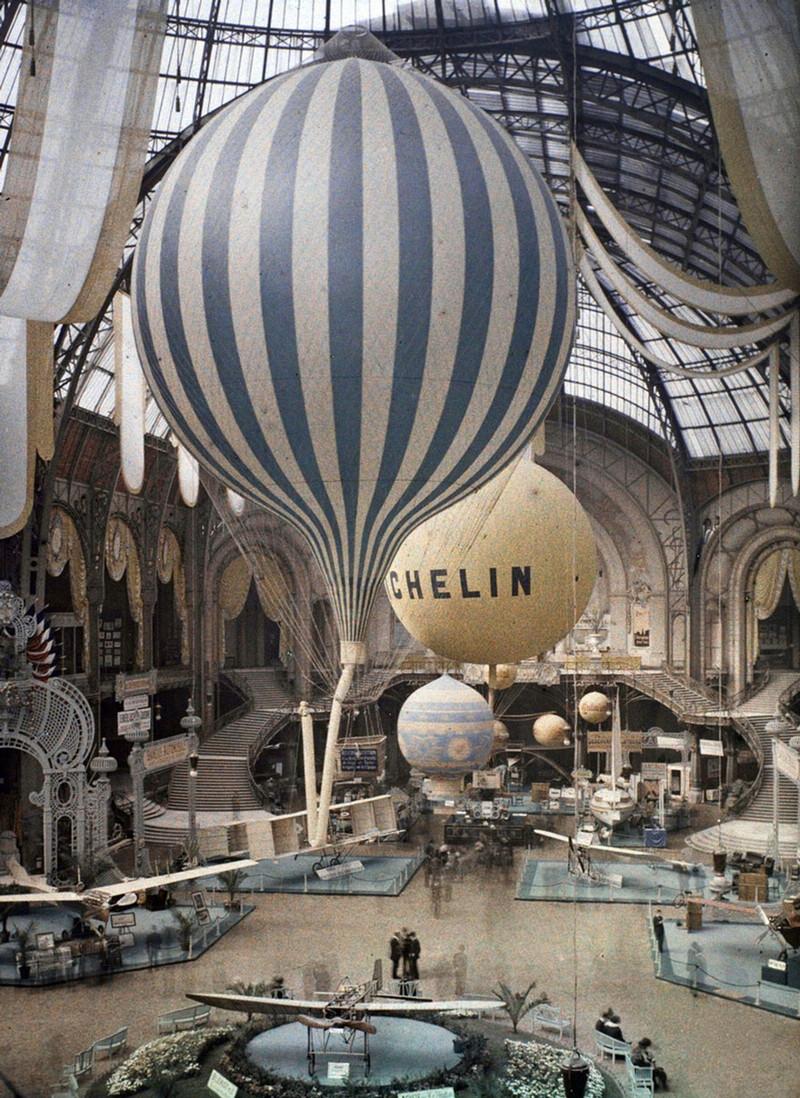 1914 год XX век, автохром, братья Люмьер, краски, столетие, фотографии, фототехника, цвет