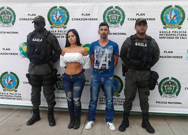 Колумбийская модель похитила двоих мужчин, заманив их в клубе в приват в мире, клуб, колумбия, люди, модель, мужчины, похищение, телеведущая
