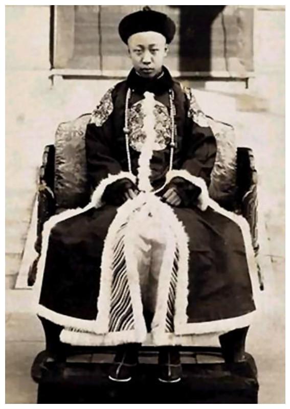 Пу И - последний Император Китая интересное, история, китай, фото