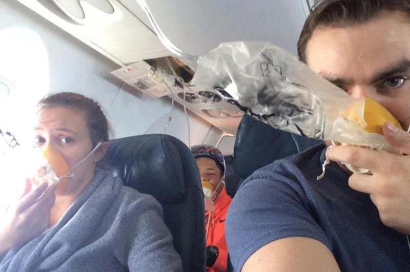 Кислородная маска спасает лишь на четверть часа авиация, аэропорты, безопасность, невероятно, неприятная правда, перелеты, самолеты, экипаж