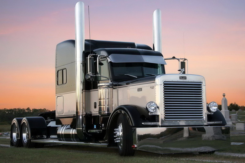 тихое американские грузовики все модели фото построения