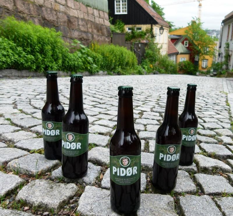 Pidør, алкоголь, дизайн, креатив, маразм, норвегия, пиво, прикол