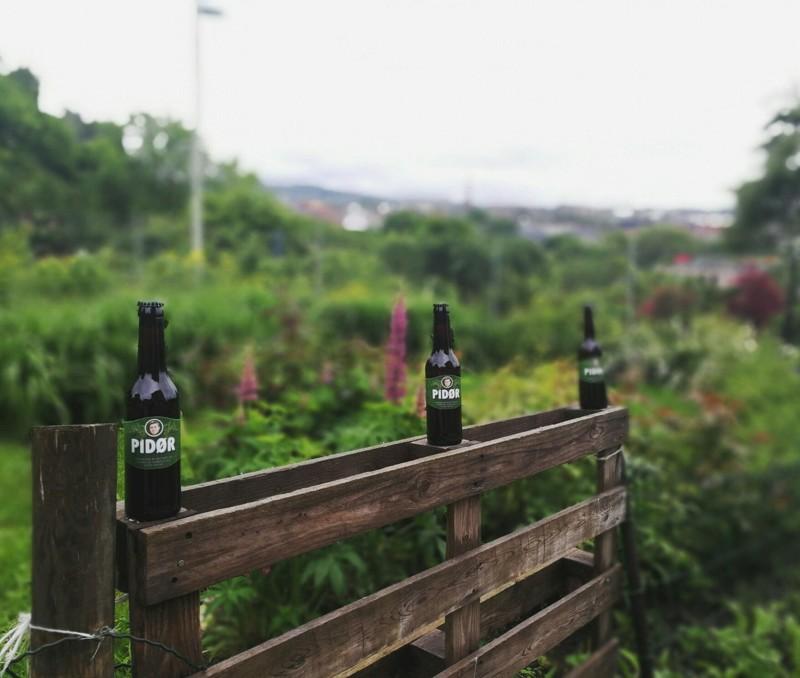 Ты - это то, что ты пьёшь: Россиянин начал производить в Норвегии пиво Pidør Pidør, алкоголь, дизайн, креатив, маразм, норвегия, пиво, прикол