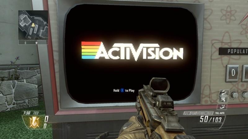 Call of Duty: Black Ops 2 баги, игры, пасхалки, прикол, смешно