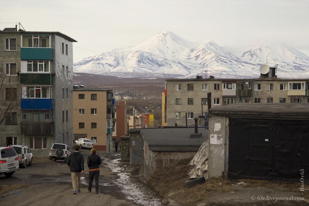 Профессор с Аляски о Петропавловске-Камчатском: «Как можно было допустить такую разруху?»