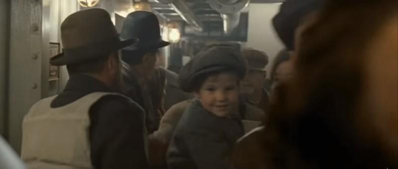 Милое улыбающееся дитя история, кино, киноляпы, недочеты, неправда, ошибки, титаник, фильм