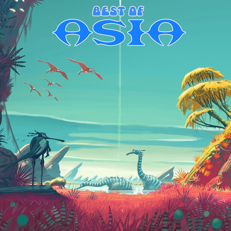 "Asia ""Best of Asia"" cover art, music, rock, прикол, юмор"
