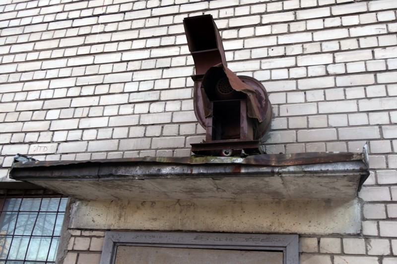 Люди там любят комфорт — кондиционеры чуть ли не в каждом окне: евросоюз, латвия, рига