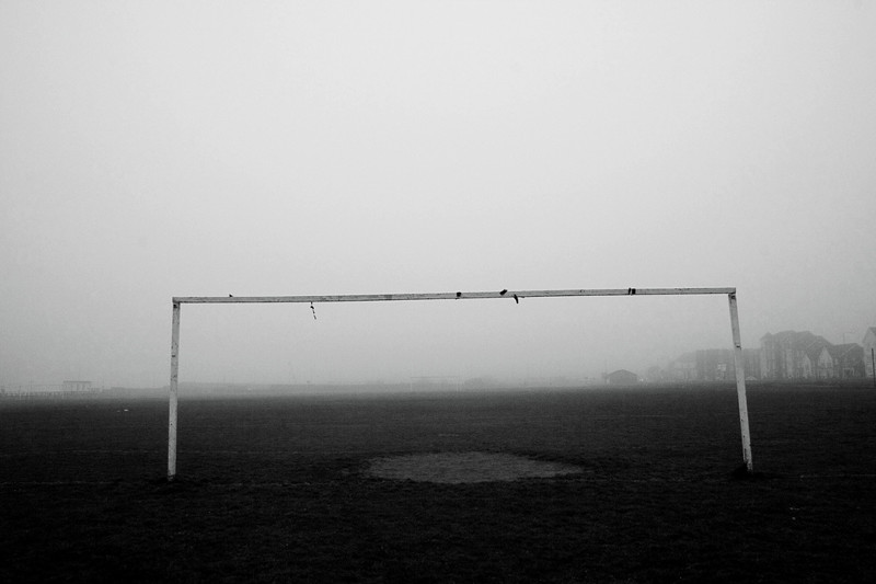 Футбольные ворота повсюду город, спорт, футбол, футбольные ворота, эстетика