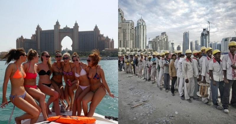 Коррупция в Дубае: темный мир за блестящим фасадом взятки, дубай, коррупция, насилие, нелегальные мигранты, оаэ, рабский труд, шейх Мухаммед