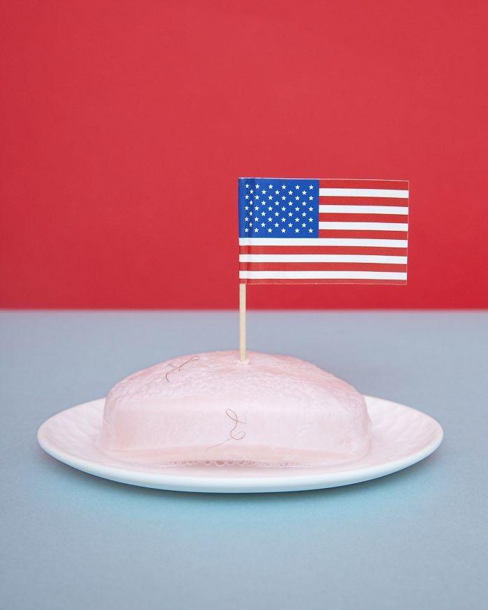6. В Неваде даже не думайте о том, чтобы втыкать флажок США в мыло в мире, закон, люди, нелепость, прикол, сша, юмор