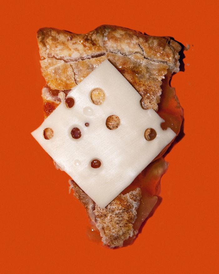 24. В Висконсине запрещено в ресторанах подавать яблочный пирог без сыра в мире, закон, люди, нелепость, прикол, сша, юмор