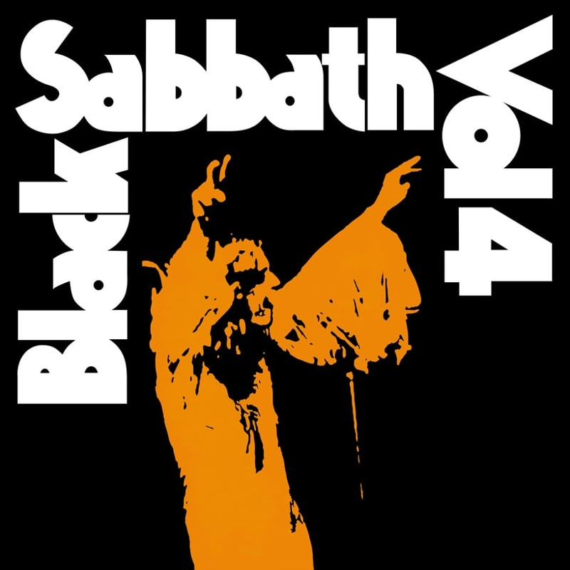 14. Black Sabbath, 'Vol. 4' (1972) the 100 geatest metal albums, the rolling stone, металл