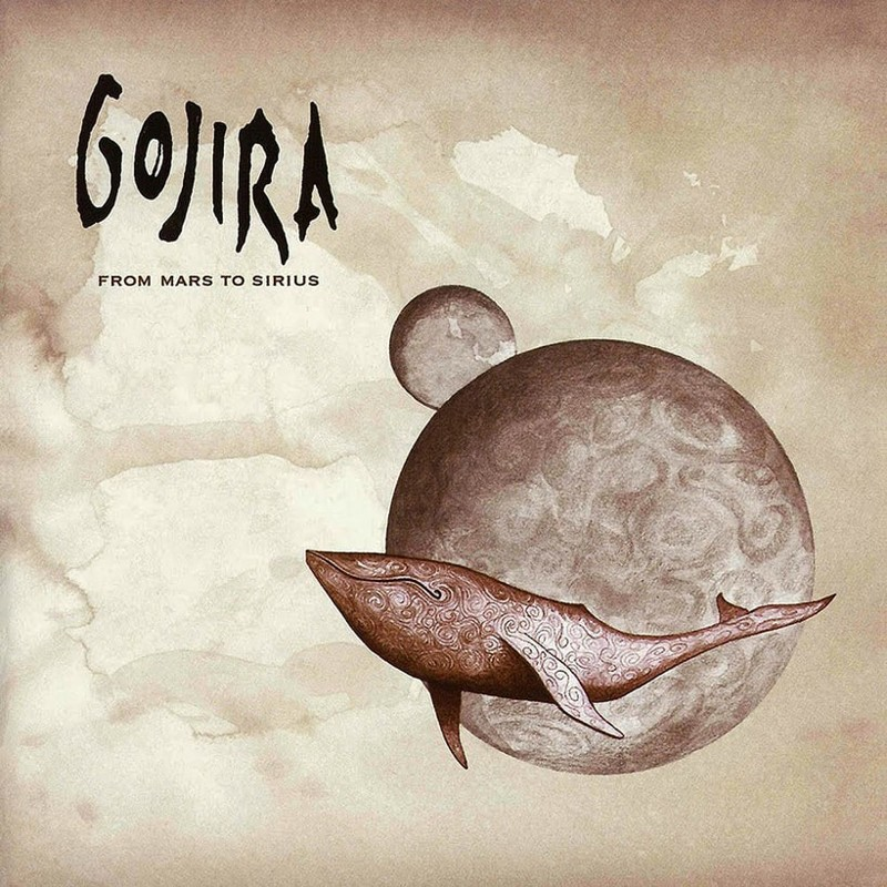 97. Gojira, 'From Mars to Sirius' (2005) the 100 geatest metal albums, the rolling stone, металл