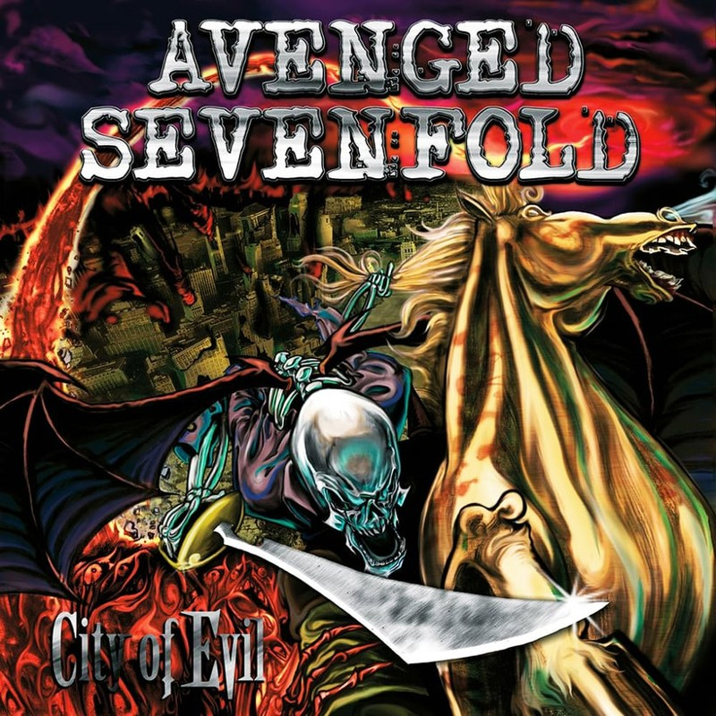 100. Avenged Sevenfold, 'City of Evil' (2005)