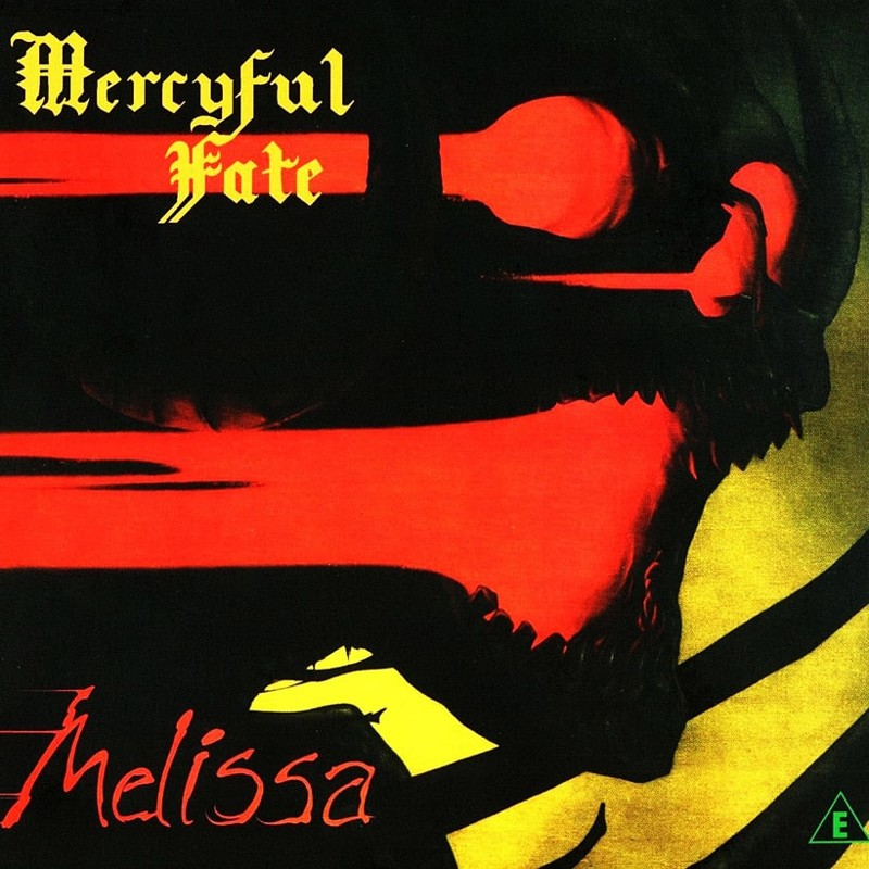17. Mercyful Fate, 'Melissa' (1983) the 100 geatest metal albums, the rolling stone, металл