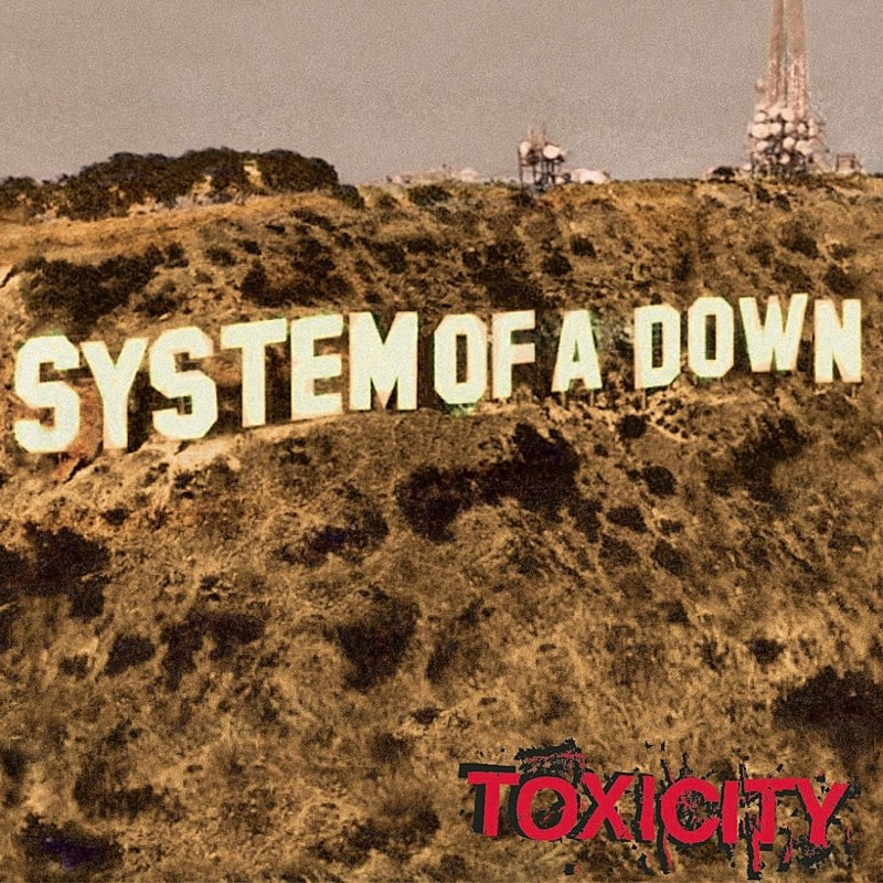 27. System of a Down, 'Toxicity' (2001) the 100 geatest metal albums, the rolling stone, металл