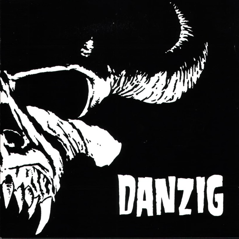 23. Danzig, 'Danzig' (1988) the 100 geatest metal albums, the rolling stone, металл