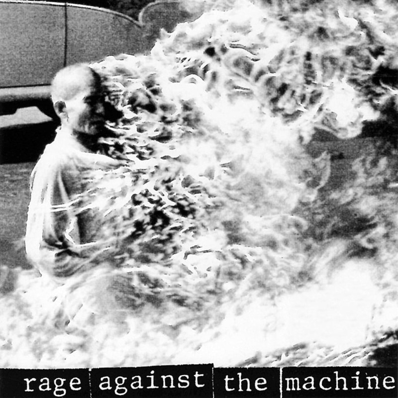 24. Rage Against the Machine, 'Rage Against the Machine' (1992) the 100 geatest metal albums, the rolling stone, металл